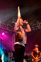 Conor Maynard plays V Festival