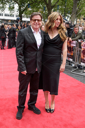 Director Simon West attends UK Premiere of the film Expendables 2