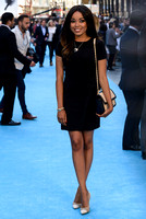 DIONNE BROMFIELD ATTENDS THE EUROPEAN PREMIERE OF ENTOURAGE AT THE VUE WEST END, LONDON, UK ON 09/06/2015