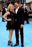 KIMBERLY WYATT AND MAX ROGERS ATTENDS THE EUROPEAN PREMIERE OF ENTOURAGE AT THE VUE WEST END, LONDON, UK ON 09/06/2015