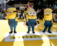 The World Premiere of 'Minions'  at ODEON Leicester Square on 11/06/2015