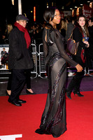 Jamelia attends World Premiere of Gambit