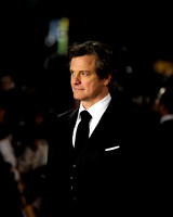 Actor Colin Firth attends World Premiere of Gambit