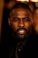 IDRIS ELBA ATTENDS WORLD PREMIERE OF LES MISÉRABLES  AT LEICESTER SQUARE, LONDON, UK ON 05/12/2012