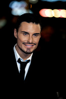 RYLAN CLARK ATTENDS WORLD PREMIERE OF LES MISÉRABLES AT LEICESTER SQUARE, LONDON, UK ON 05/12/2012