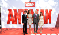 The European Premiere of Ant-Man at ODEON Leicester Square on 08/07/2015