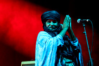 TINARIWEN AT WOMAD FESTIVAL ON 24/07/2015
