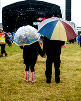 WEATHER AT WOMAD FESTIVAL ON 24/07/2015