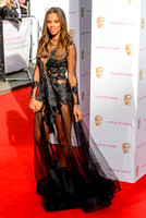 ROCHELLE HUMES ATTENDS HOUSE OF FRASER BRITISH ACADEMY TELEVISION AWARDS 2015 AT THEATRE ROYAL, DRURY LANE, LONDON, UK ON 10/05/2015