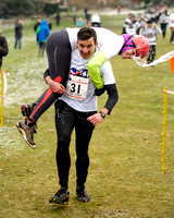 The UK Wife Carrying Race