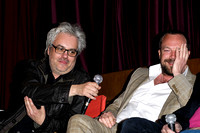 Q&A AT FRIGHTFEST PRESENTS THE ABCS OF DEATH AT THE PRINCE CHARLES CINEMA, LONDON, UK ON 18/04/2013