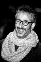 DAVID BADDIEL ATTENDS I GIVE IT A YEAR - EUROPEAN PREMIERE AT THE VUE LEICESTER SQUARE, LONDON, UK ON 24/01/2013