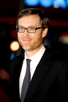 STEPHEN MERCHANT ATTENDS I GIVE IT A YEAR - EUROPEAN PREMIERE AT THE VUE LEICESTER SQUARE, LONDON, UK ON 24/01/2013