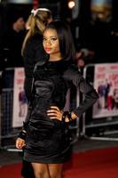 A.M.E ATTENDS I GIVE IT A YEAR - EUROPEAN PREMIERE AT THE VUE LEICESTER SQUARE, LONDON, UK ON 24/01/2013