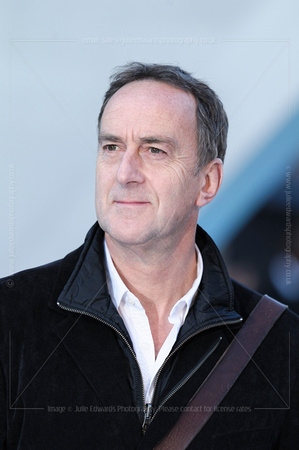 ANGUS DEAYTON ATTENDS INTERNATIONAL PREMIERE OF STAR TREK INTO DARKNESS AT THE EMPIRE LEICESTER SQUARE, LONDON, UK ON 02/05/2013