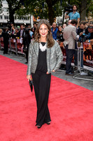 Louise Thompson attends UK Premiere of the film Expendables 2