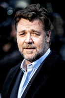 RUSSELL CROWE ATTENDS EUROPEAN PREMIERE FOR MAN OF STEEL AT EMPIRE AND ODEON LEICESTER SQUARE, LONDON, UK ON 12/06/2013