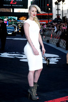 IGGY AZALEA ATTENDS WORLD PREMIERE OF WORLD WAR Z AT THE EMPIRE LEICESTER SQUARE, LONDON, UK ON 02/06/2013