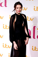 WALLIS DAY ATTENDS ITV GALA AT THE LONDON PALLADIUM, LONDON, UK ON 19/11/2015