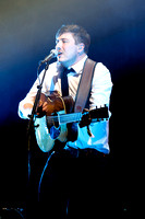MUMFORD AND SONS PLAYS GLASTONBURY FESTIVAL, WORTHY FARM, UK ON 30/06/2013