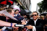 Jean-Claude Van Damme attends UK Premiere of the film Expendables 2