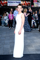 DANIELLA KERTESZ ATTENDS WORLD PREMIERE OF WORLD WAR Z AT THE EMPIRE LEICESTER SQUARE, LONDON, UK ON 02/06/2013