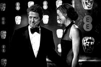 Anna Elisabet and Hugh Grant