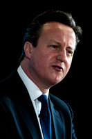 Prime Minister David Cameron speech on 17/02/2015 in HoveSchool