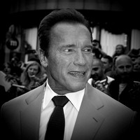 Arnold Schwarzenegger attends UK Premiere of the film Expendables 2