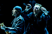 U2 PLAYS O2 ARENA, LONDON, UK ON 23/10/2018