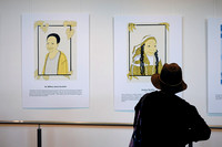 exhibition of portraits and illustrations of pioneering Caribbean women