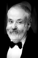 MIKE LEIGH ATTENDS EE BRITISH ACADEMY FILM AWARDS ARIVALS AT ROYAL OPERA HOUSE, LONDON, UK ON 08/02/2015