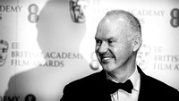 MICHAEL KEATON ATTENDS  AT ROYAL OPERA HOUSE, LONDON, UK ON 08/02/2015