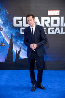 DIRECTOR JAMES GUNN ATTENDS EUROPEAN PREMIERE OF GUARDIANS OF THE GALAXY AT EMPIRE LEICESTER SQUARE, LONDON, UK ON 24/07/2014