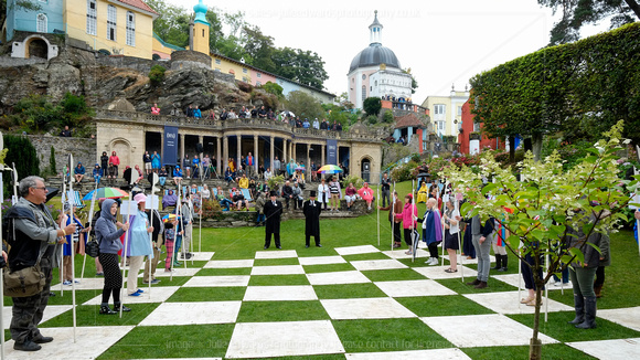 ATMOSPHERE FESTIVAL NO. 6, PORTMEIRION, UK ON 06/09/2014