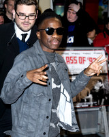 TINCHY STRYDER ATTENDS THE CLASS OF 92 WORLD PREMIERE AT ODEON WEST END, LONDON, UK ON 01/12/2013