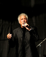Sir Tom Jones plays V Festival