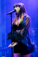 FOXES PLAYS V FESTIVAL, HYLANDS PARK, CHELMSFORD, UK ON 16/08/2014