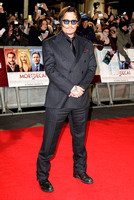 UK PREMIERE OF MORTDECAI AT THE EMPIRE Leicester Square on 19/01/2015