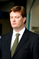 DANNY ALEXANDER MP CHIEF SECRETARY TO THE TREASURY ATTENDS LIBERAL DEMOCRAT AUTUMN CONFERENCE AT SCOTTISH EXHIBITION AND CONFERENCE CENTRE, GLASGOW, SCOTLAND ON 04/10/2014