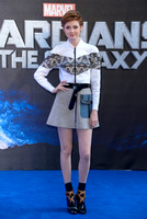 ACTRESS KAREN GILLAN ATTENDS EUROPEAN PREMIERE OF GUARDIANS OF THE GALAXY AT EMPIRE LEICESTER SQUARE, LONDON, UK ON 24/07/2014