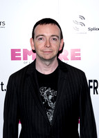 Writer James Moran attends the World Premiere or Tower Block at Frightfest the 13th