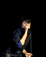 Suede plays Hop Farm Music Festival