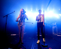 CLEAN BANDIT PLAYS THE GREAT ESCAPE FESTIVAL, BRIGHTON, UK ON 10/05/2014