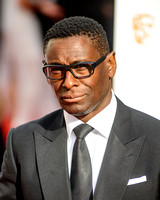 DAVID HAREWOOD ATTENDS HOUSE OF FRASER BRITISH ACADEMY TELEVISION AWARDS 2015 AT THEATRE ROYAL, DRURY LANE, LONDON, UK ON 10/05/2015