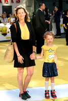LEAH WOOD ATTENDS THE WORLD PREMIERE OF 'MINIONS'  AT ODEON LEICESTER SQUARE, LONDON, UK ON 11/06/2015