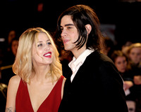 PEACHES GELDOF AND TOM COHEN ATTENDS UK PREMIERE OF THE TWILIGHT SAGA BREAKING DAWN PART 2 AT THE EMPIRE LEICESTER SQUARE, LONDON, UK ON 14/11/2012