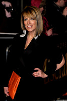 ACTRESS FAY RIPLEY ATTENDS WORLD PREMIERE OF LES MISÉRABLES  AT LEICESTER SQUARE, LONDON, UK ON 05/12/2012