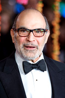 DAVID SUCHET ATTENDS THE ROYAL FILM PERFORMANCE: THE WORLD PREMIERE OF THE SECOND BEST EXOTIC MARIGOLD HOTEL AT ODEON LEICESTER SQUARE, LONDON, UK ON 17/02/2015