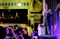 NIGEL FARAGE MEP ATTENDS UKIP SPRING CONFERENCE AT WINTER GARDENS, MARGATE, UK ON 27/02/2015